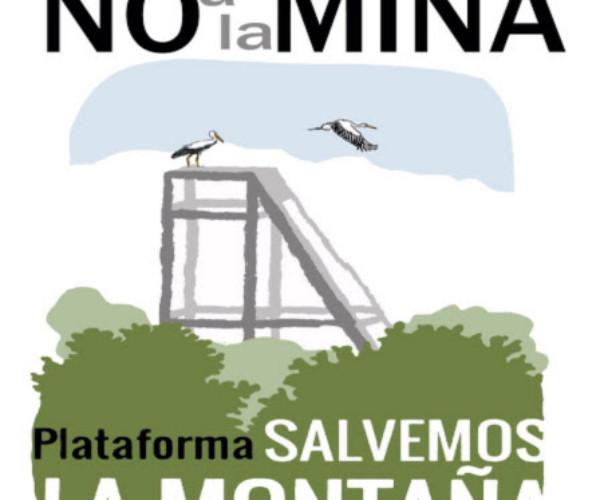 Plataforma Salvemos la Montaña de Cáceres <br> <h5>Manifiesto y nueve razones para decir, No a la Mina</h5>