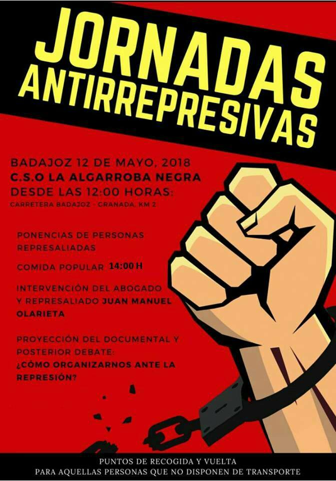 Jornadas AntiRepresivas