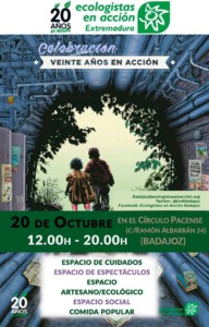 Celebración 20 Años en Acción @ Circulo Pacense
