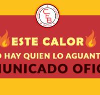Los estudiantes de Badajoz protestan por el calor en las aulas