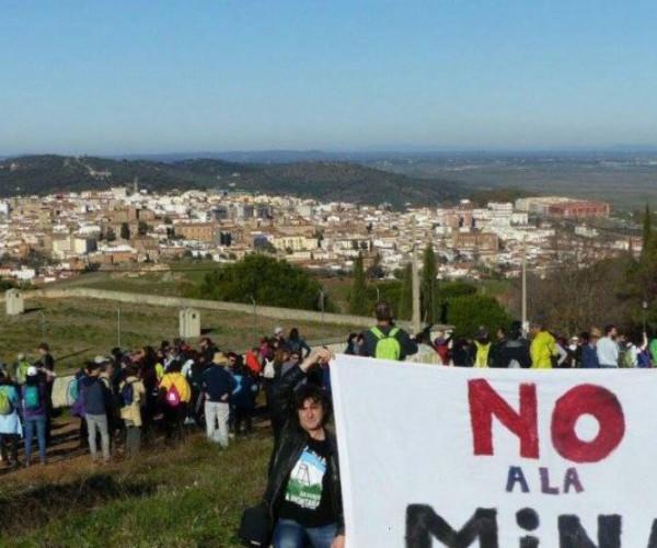 La oposición a la mina de litio en Cáceres <br> <h5>Salvemos la Montaña</h5>