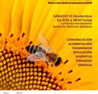 Encuentros Recreando Extremadura desde un consumo mejor