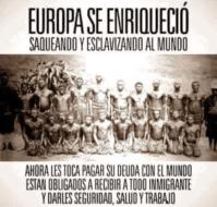 12 de Octubre: No a la celebración del genocidio, y ¿de qué nos salva el ejército?