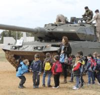 """Adoctrinar en la Educación Primaria. El Ejército y su """"peculiar"""" sensibilidad pedagógica"""