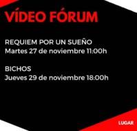 Vídeo Fórum - Bichos