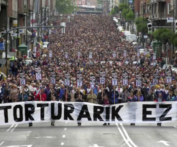 Euskal Herria. Torturas, el crimen mejor escondido: <br/>El espeluznante reportaje de ETB que no hará TVE