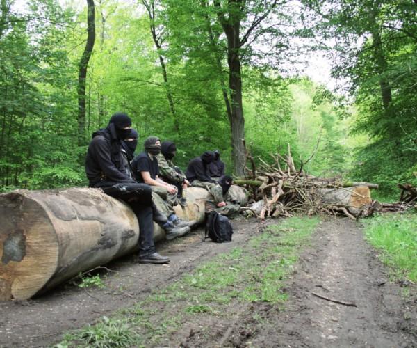 Alemania – Bosque de Hambach: ¿Por qué no queremos policía en el bosque?