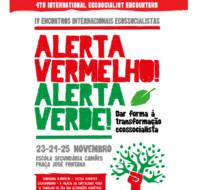 IV Encuentro Ecosocialista Internacional