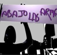 Somos feministas porque somos antimilitaristas