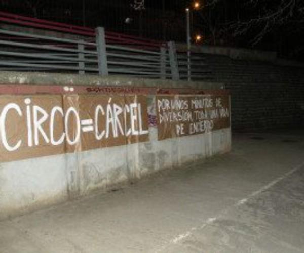 La lucha contra el circo con animales en Ciudad Real