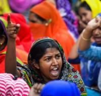 Bangladesh: No hay puntada sin hilo. Una huelga con las mujeres como protagonistas