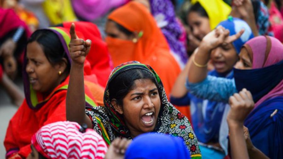 Huelga-Bangladesh