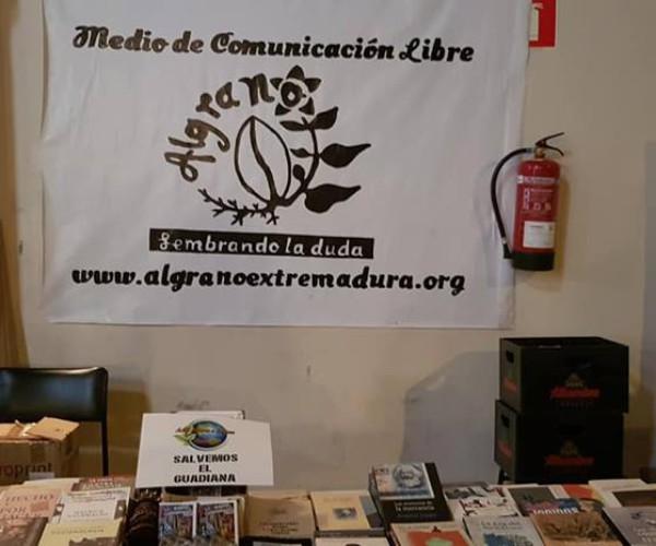 Algrano Extremadura – Para la reflexión, el debate y la crítica social desde nuestro territorio y la difusión de sus movimientos sociales