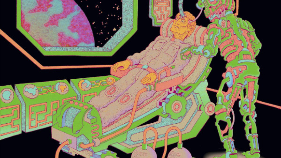 transhumanización
