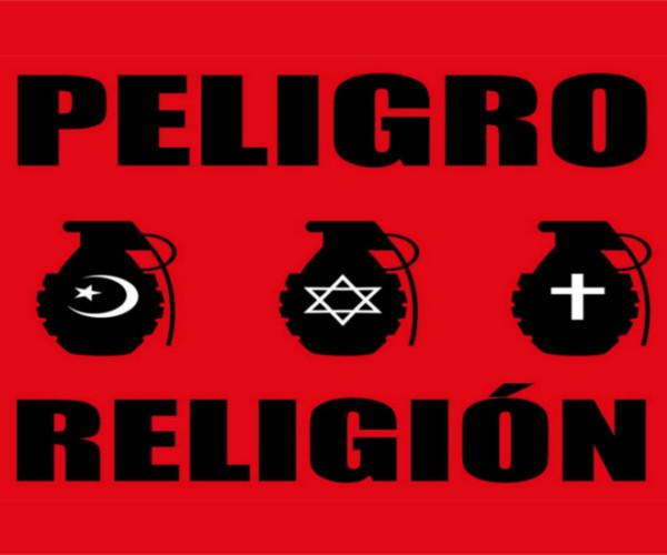 Hagamos estallar sus religiones