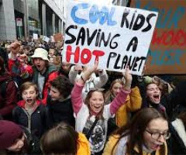 Carta abierta a las y los jóvenes en lucha por el clima