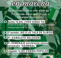 25M Extremadura en Marcha