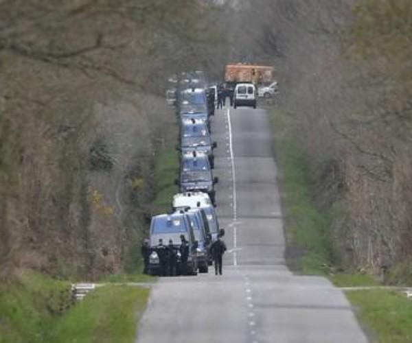 Nuevas intervenciones policiales en la ZAD de Notre-Dame-des-Landes