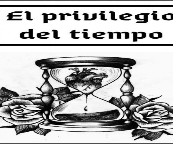 """[ Fanzine ] """"El Privilegio del Tiempo"""", por la distribuidora Perras Salvajes, Madrid."""