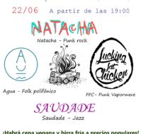 Noche Mágica en el CSOA La Algarroba Negra