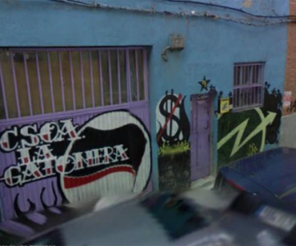 Solidaridad con lxs 6 detenidxs en el CSOA La Gatonera