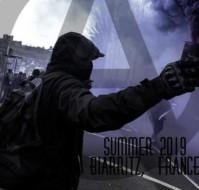 Acciones de sabotaje enmarcadas en la campaña contra la próxima cumbre del G7 en Biarritz (24-26 agosto)