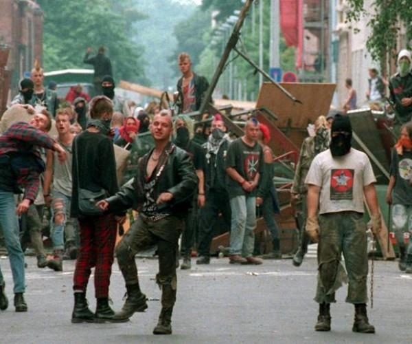 [Fanzine] Chaos-Tage: Punk, violencia y destrucción en Hannover