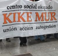 """Comunicado de la asamblea del CSO Kike Mur (Zaragoza) ante el desalojo que pide el ayuntamiento """"del cambio"""" de Podemos"""