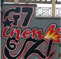 Bloqueos, acciones y movilizaciones protesta G7 Biarritz