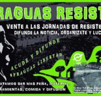 Comunicado desde Fraguas sobre las agresiones sufridas a un grupo de compañerxs de la resistencia.