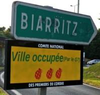 Represión global contra militantes antikapitalistas y antiglobalización en el g7 Biarritz/Miarritze