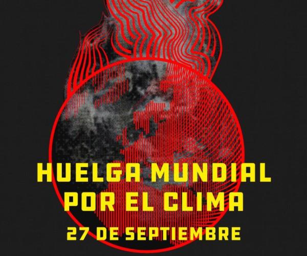 Manifiesto Huelga Mundial por el Clima