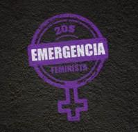 """""""Emergencia Feminista"""" Manifiesto y convocatoria estatal - Plataforma 8M de Badajoz"""