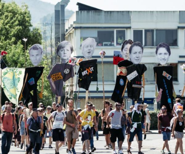 Cumbre del G-7 en Biarritz: Crónica de un esperpento anunciado