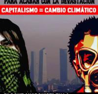 Del 20 al 27 de septiembre. Semana de lucha contra el cambio climático y toda nocividad