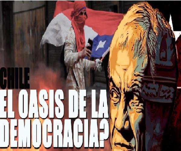 [Docu] Chile – El oasis de la democracia?